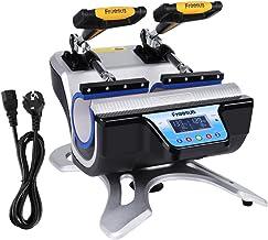 Z ZELUS 5 en 1 Presse /à Chaud Machine de Sublimation Multifonction Professionnel et /à la Maison 30 x 23 cm 900W Presse de la Chaleur Machine de Transfert pour T-Shirt