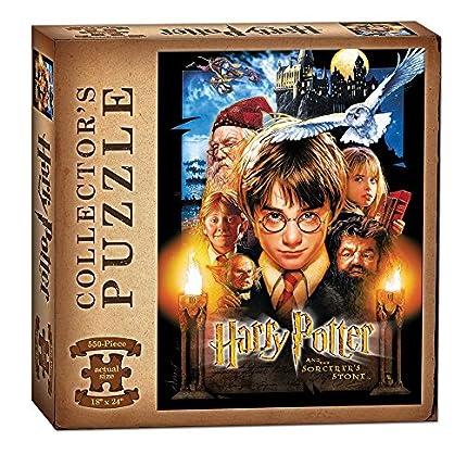 USAopoly- Puzzle Harry Potter, Multicolor (PZ010-400)