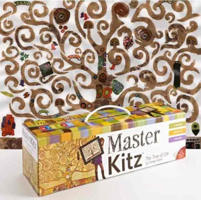 Master Kitz The Tree of Life by Master Kitz