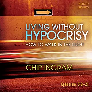 Living Without Hypocrisy audiobook cover art