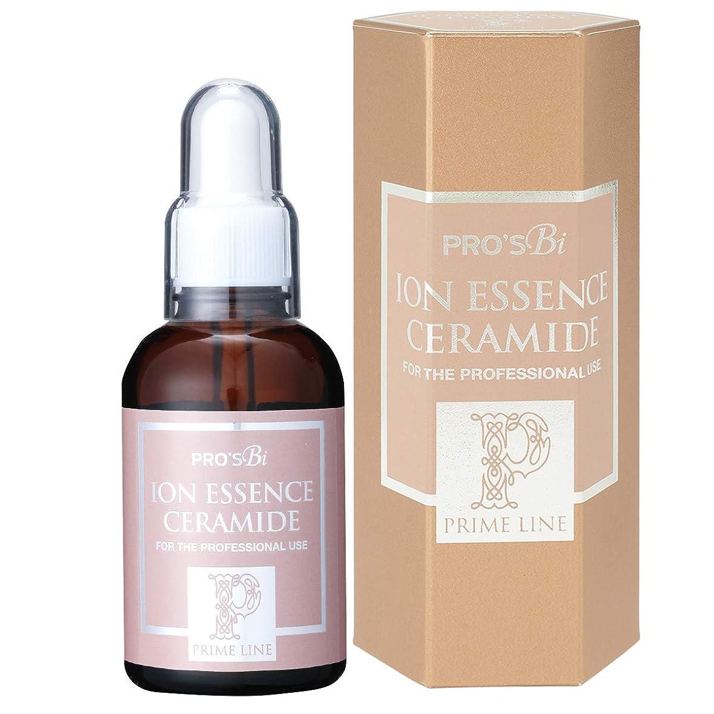 展開する洗う患者プロズビ プライム イオンエッセンス 高濃度 セラミド 60ml イオン導入 美容液 業務用