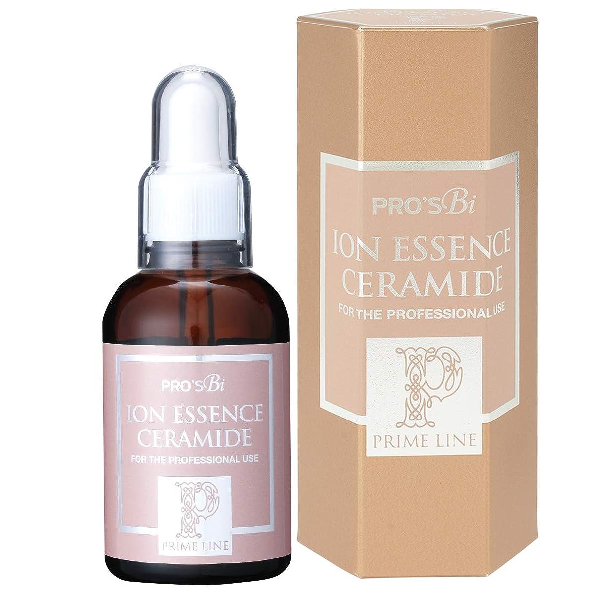 環境保護主義者とにかく香りプロズビ プライム イオンエッセンス 高濃度 セラミド 60ml イオン導入 美容液 業務用