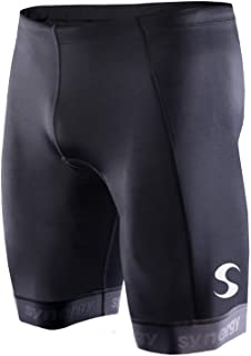 Synergy Men's Elite Tri Shorts with Mesh Pockets