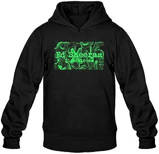 printing hoodies Ed Sheeran Bloodstream Logo Hoodies Sweatshirt for Men