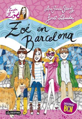 Zoé en Barcelona: La Banda de Zoé 7: 1