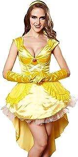 Women's Storybook Princess Party Costume Halloween Belle Dress