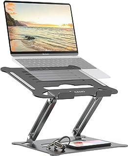 Auledio - Soporte ergonómico para ordenador portátil, con