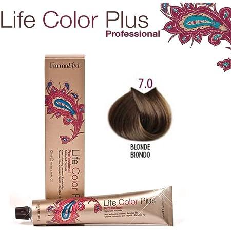 Farmavita Life Color Plus Tinte Capilar 6.0-90 ml: Amazon.es ...
