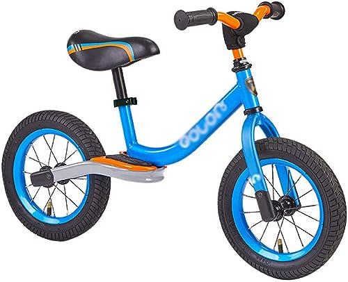 para proporcionarle una compra en línea agradable WHTBOX 12 Balance Bike Alloy Bike,No Pedal,Walking,Balance Entrenamiento, Robusto,Niño,niña,Bicicleta para para para Niños y Niños de 2 a 6 años,azul  hasta un 60% de descuento