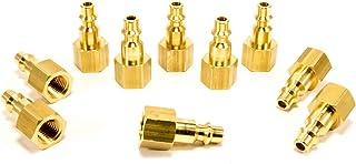 Industrial Interchange I//M 1//4 Body MIL Spec, 1//4 NPT Steel Plugs 25pc Foster 3 Series