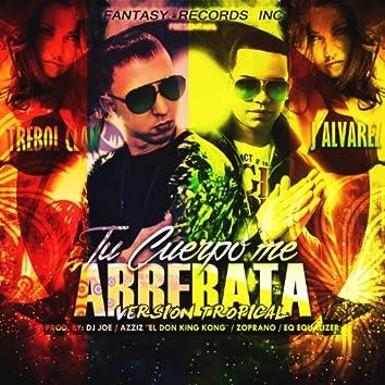 Tu Cuerpo Me Arrebata (Tropical Mix) [feat. J Alvarez & DJ Joe]