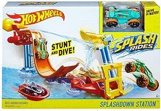Hot Wheels Splash Rides Splashdown Station Play Set .HN#GG_634T6344 G134548TY58160