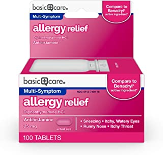 Benadryl Tablets