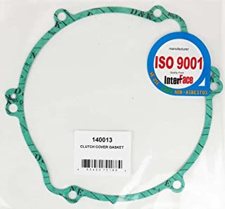 TopendGaskets brand Clutch Cover Gasket Replacement for Yamaha YZ125 1994-2004
