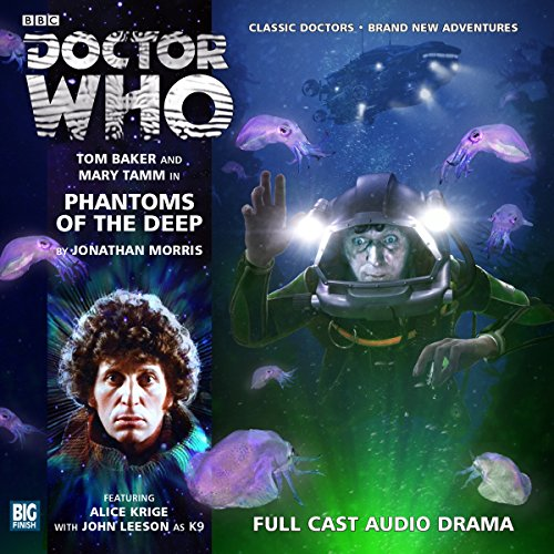 Phantoms of the Deep audiobook cover art