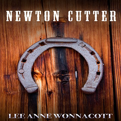 Newton Cutter audiobook cover art