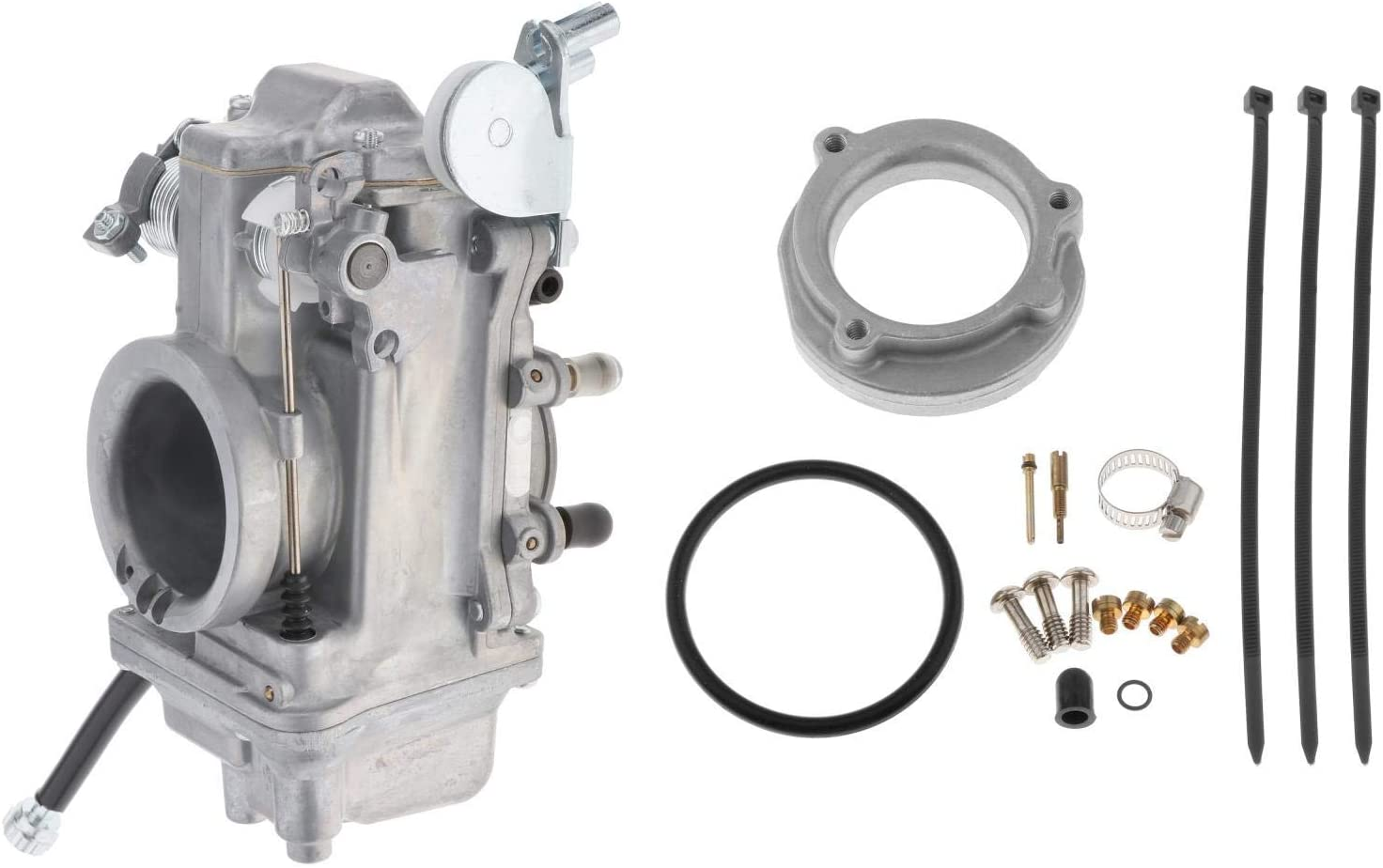 New Aluminum Factory outlet Carburetor Mount Engine Spare Year-end gift Fi Part