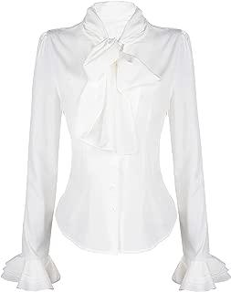 Best fancy white blouses Reviews