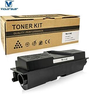 VICTORSTAR Compatible Toner Cartridges TK1142 / TK-1142 for Kyocera-Mita FS-1035MFP/DP/1135MFP/ECOSYS M2035DN/M2535DN Laser Printers, OEM Part Number TK1142 Page Yield 7200 (BK)