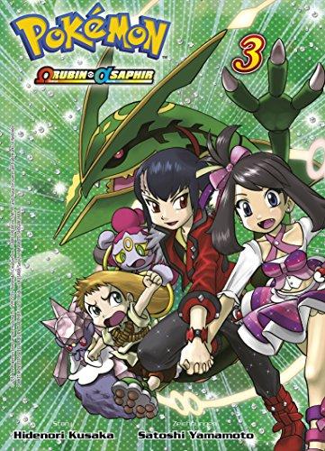 Pokémon Omega Rubin und Alpha Saphir: Bd. 3