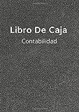 Libro De Caja Contabilidad   Libro de cuentas: Cuaderno de gastos e ingresos para autónomos y pequeñ...