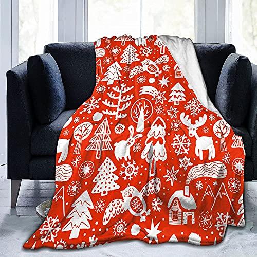 Manta de forro polar de franela para bebés, niños, hombres, mujeres, suaves y cálidas, tamaño Queen y mantas para sofá cama