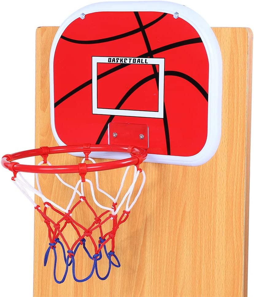 ZJchao Mini Basketball Toy It is very popular Pu Ranking TOP5 Adjustable with 9.84