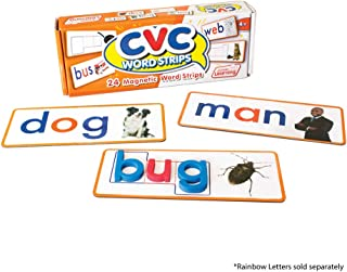 Junior Learning CVC Word Strips Educational Action Games