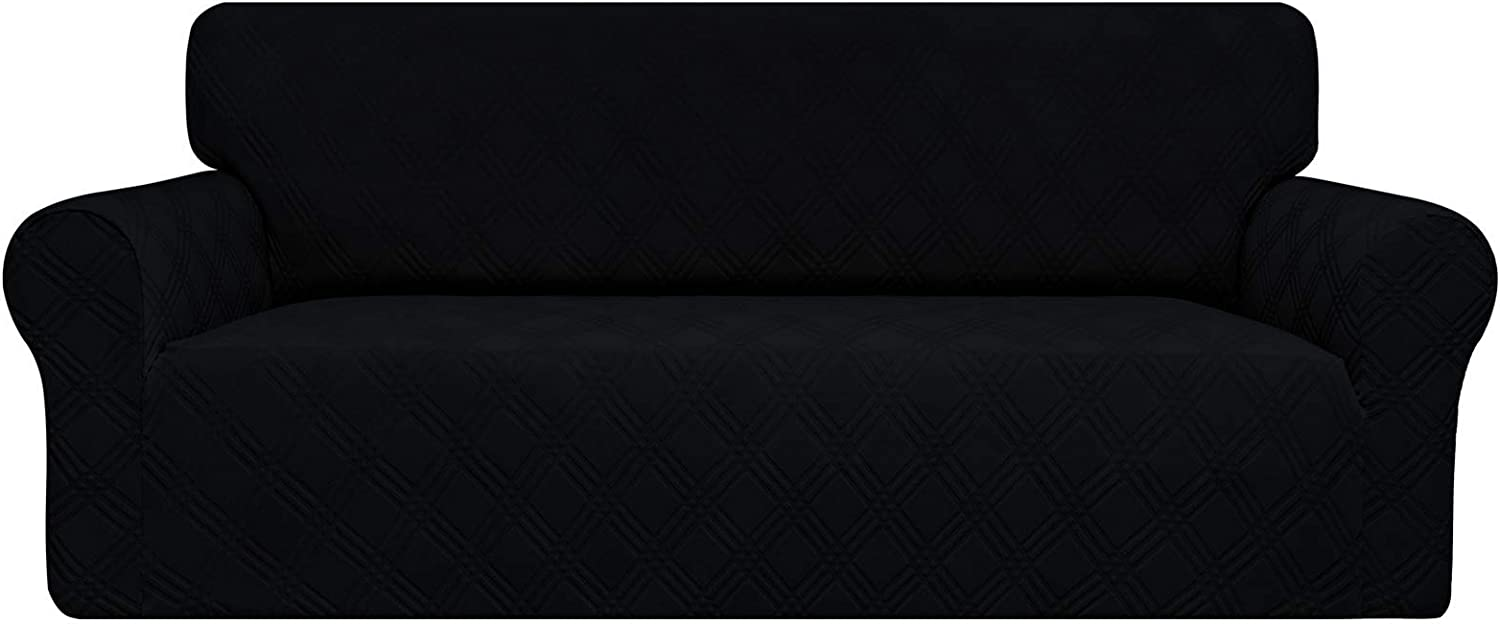 Easy-Going High 67% OFF of fixed price Stretch Sofa Cover 1-Piece for Sale price Cu Couch 3