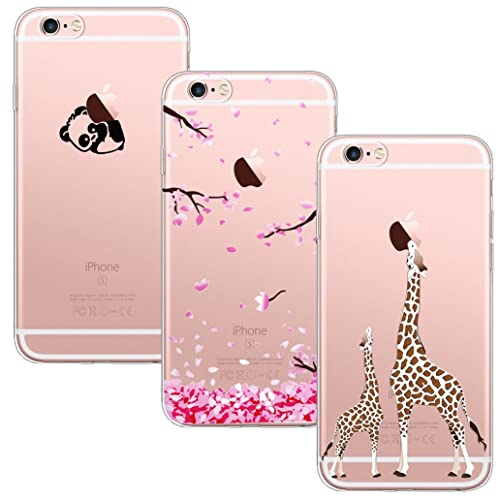 low priced 6490c 72b3e Cute iPhone 6S Phone Cases: Amazon.co.uk
