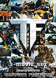 transformers dvd box set