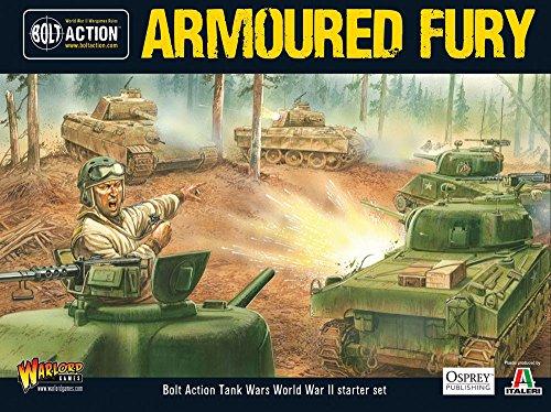 Bolt Action - Armoured Fury réservoir guerre Starter Set - WGB.START.30 -. Seigneur de guerre Jeux