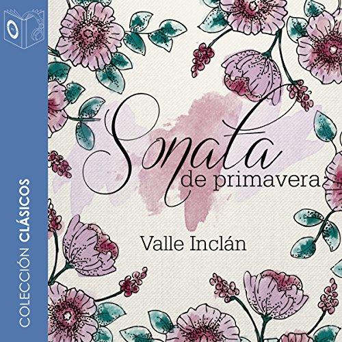 Sonata de primavera [Spring Sonata] audiobook cover art