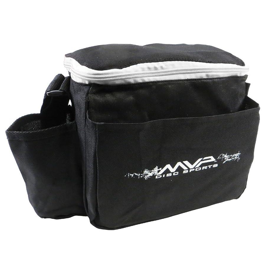 MVP Cell Starter Disc Golf Bag - White