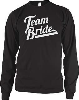 Men's Team Bride Long Sleeve Shirt