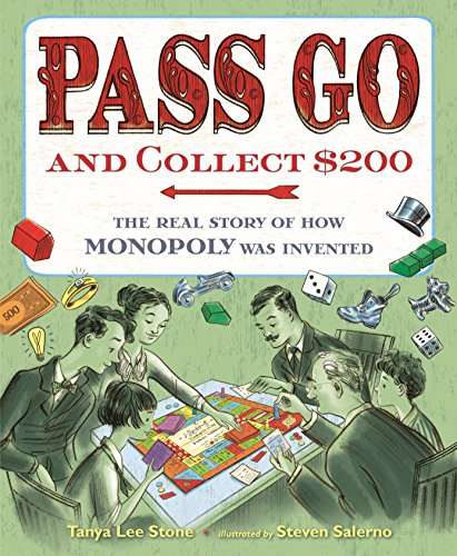Pass Go and Collect $200: The Real Story of How Monopoly Was Invented (English Edition)
