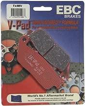 EBC Brakes FA196V Semi Sintered Disc Brake Pad (Fits Rear Only)
