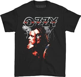 Ozzy Osbourne Men's Mask T-Shirt Black