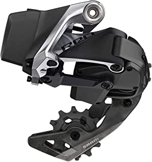 Sram Gear Red AXS 12 Speed Unisex Adult, Black, One Size