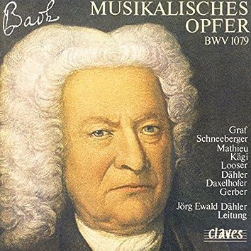 Bach: Musical Offering BWV 1079