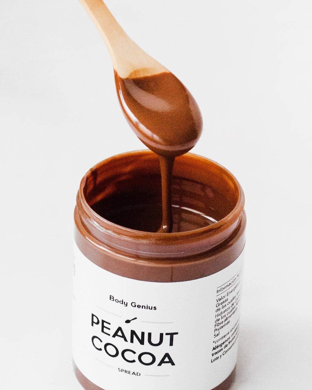 BODY GENIUS Merienda o Postre Proteico (Chocolate). Flan ...