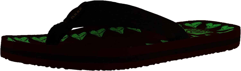Reef Unisex-Child Ahi Glow Sandal