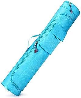 Universo Yoga Mat Bag with Large Size Pocket Full-Zip Yoga Mat Carrier Bag, Adjustable Strap, Suitable for Most Yoga Mats