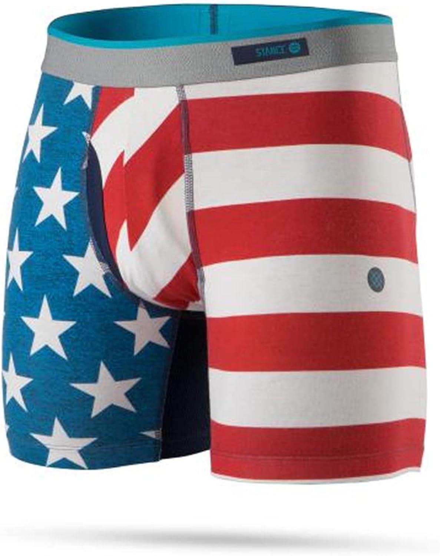 Stance Men's Staple BB 2 Pack 6in Underwear