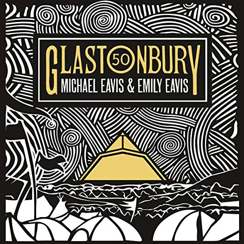 Glastonbury 50 cover art