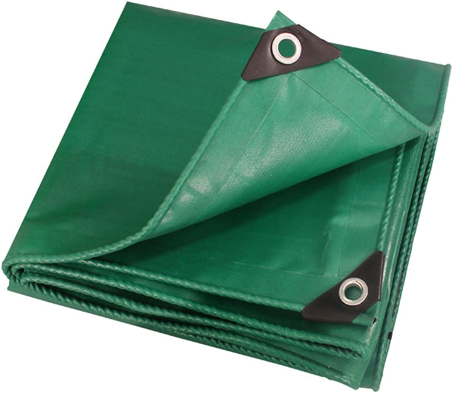 WUFENG Tarpaulin PVC Plastic Cloth 3 AntiCloth Super Thick Waterproof Sun Predection Hardy Linoleum Safety Environmental Predection Cover Fish Pond, 0.55mm Thick 650g m2