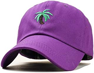 MKJNBH Baseball Cap Hip Hop Hat Men's and Women's Dad Hat Adjustable Cotton Black White Hat Bone