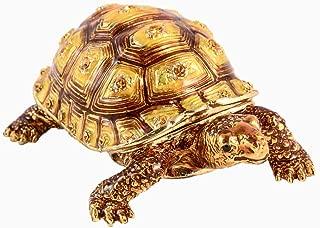 Best tortoise trinket box Reviews