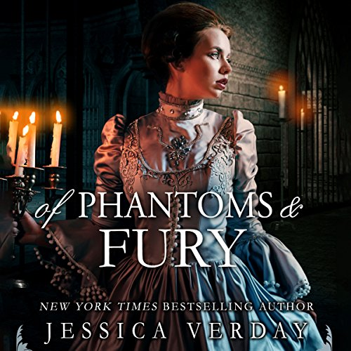 Of Phantoms and Fury audiobook cover art