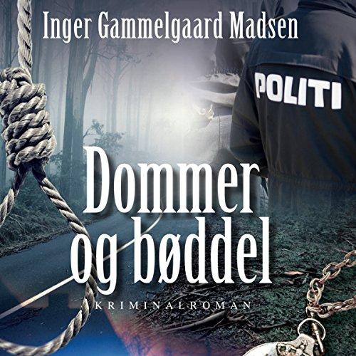 Dommer og bøddel audiobook cover art